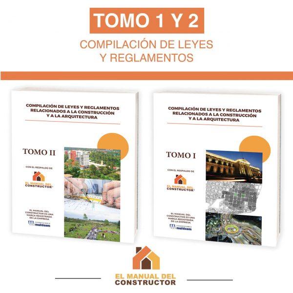 PROMOCION TOMOS 1 Y 2